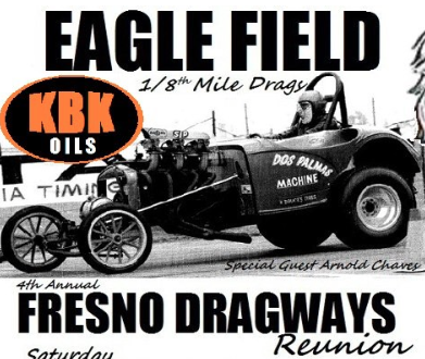 Eagle Field Drag Racing Is Back May 18-19 With Fresno Drags Reunion And More