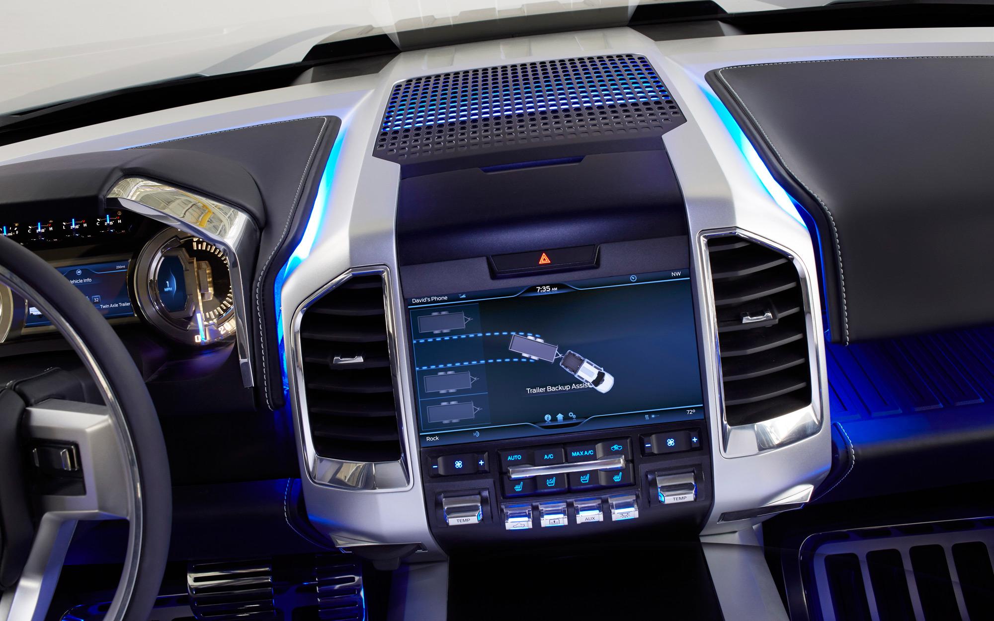Worksheet. BangShiftcom Examining Atlas We Look At Fords Concept Truck Of