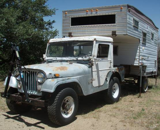 BangShift com Craigslist Find: The Rarest Jeep In The World