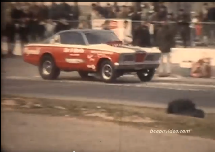 Great Vintage Drag Footage From Cecil County Dragway, All The Legends Battling it Out