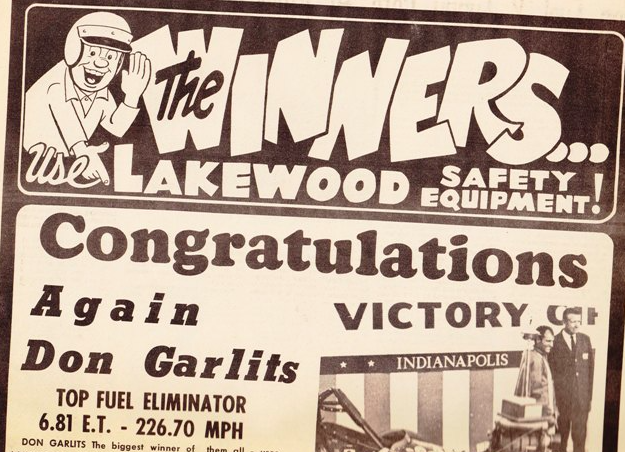 More Gearhead History: Another Batch of Vintage Drag Race and High-Po Parts Ads