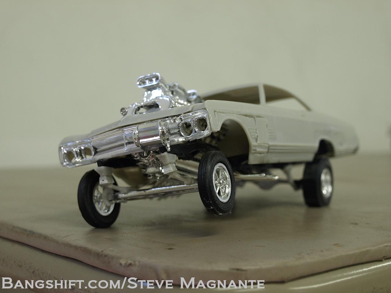 Car models to build full kit