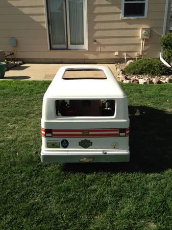 Go Karts Atlanta >> BangShift.com Craigslist Find: A Cool 1970s Chevy Van Go ...