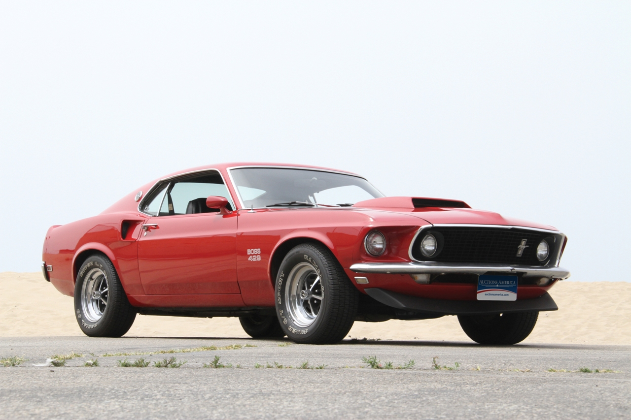 ford mustang boss 557 #11