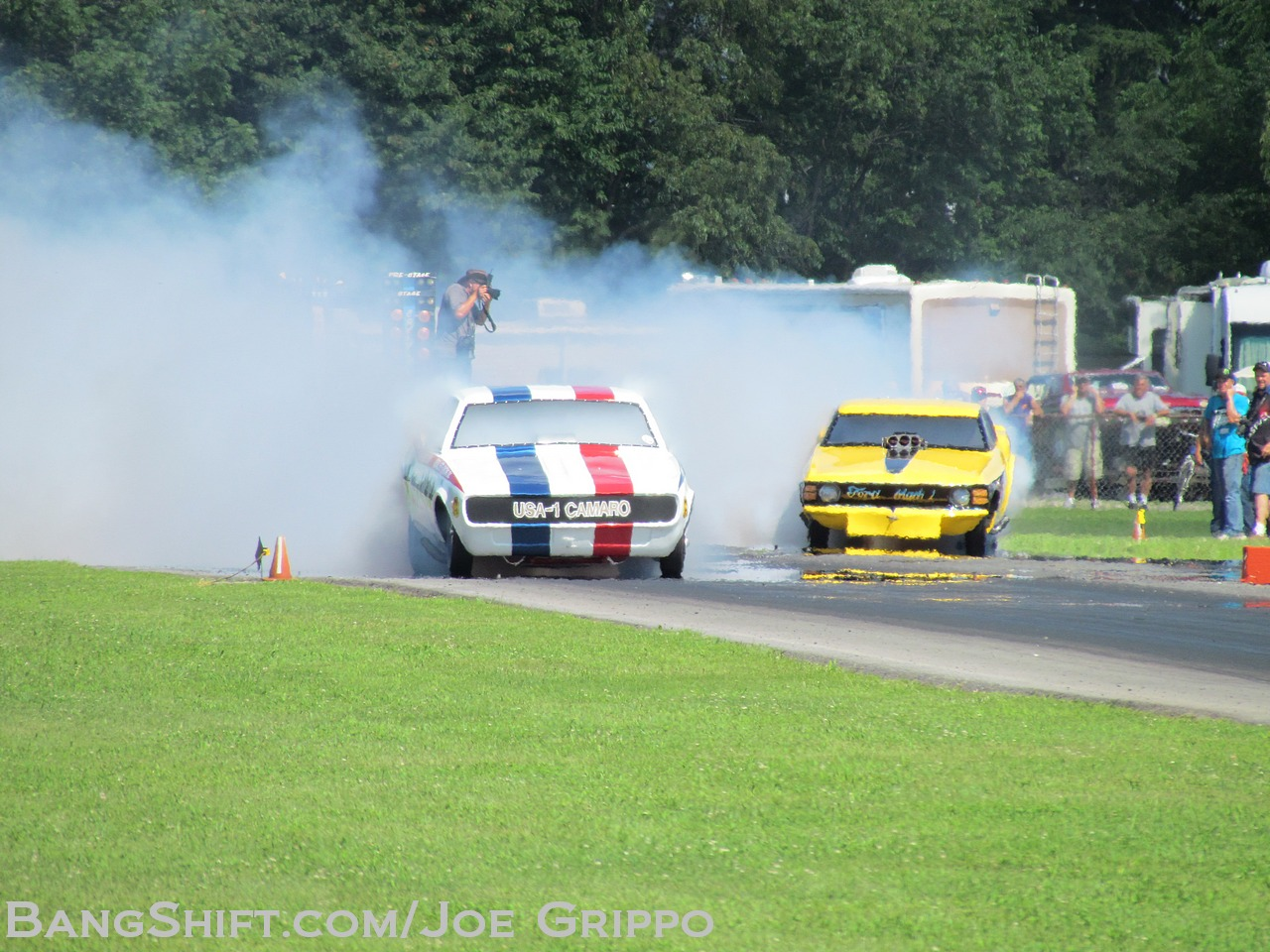 Drag Gallery: The 2013 Beaver Springs Dragway Nostalgia Nationals – Bitchin' Strip And Cars!
