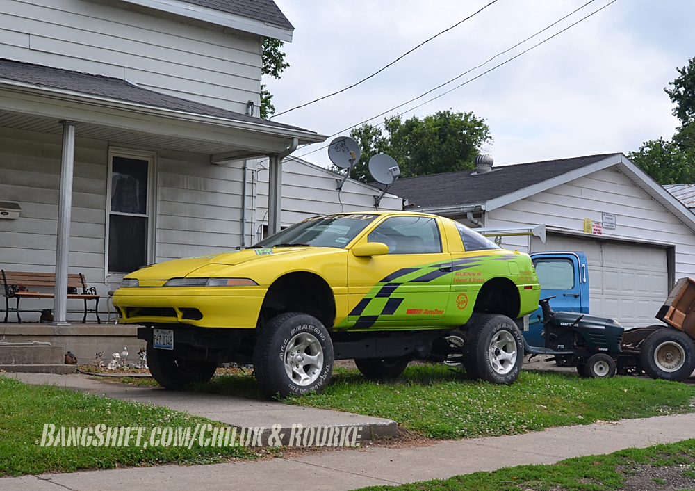 Trar Sighting! What The Hell Is This? Plymouth Meets What? Help Us Identify The Chassis