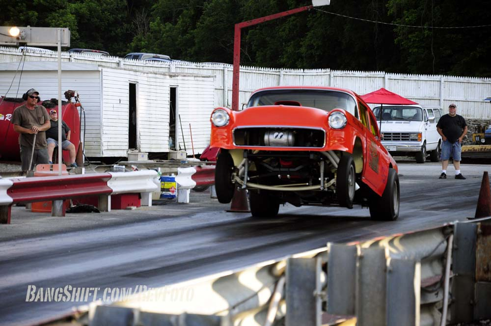 Event Gallery: Gasser Greatness From Knoxville Dragway's Gasser Shootout