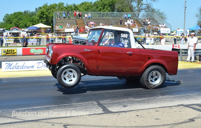 Meltdown Drags At Byron Racing Action Gassers, Wheelstands, More 046