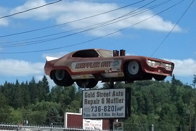 Funny car on a stick!| Grassroots Motorsports forum |