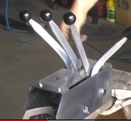"""Video: A New And Bombproof Version Of The Old """"Lightning Rods"""" Shifter! This Thing Is Bad To The Bone – DO WANT!"""