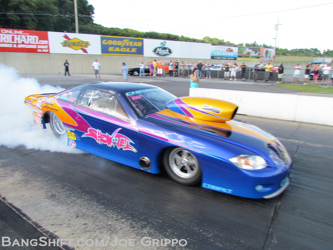 Drag Gallery: More Great Action From Rumble At The Grove 2013 – Doorslammer Do-See-Do!