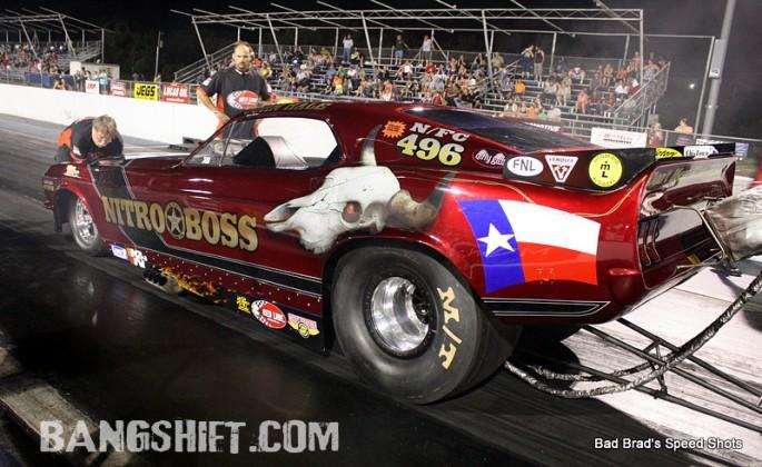 Tulsa Raceway Park July Race, Jet Car, Funny Car, Pro Mods 080