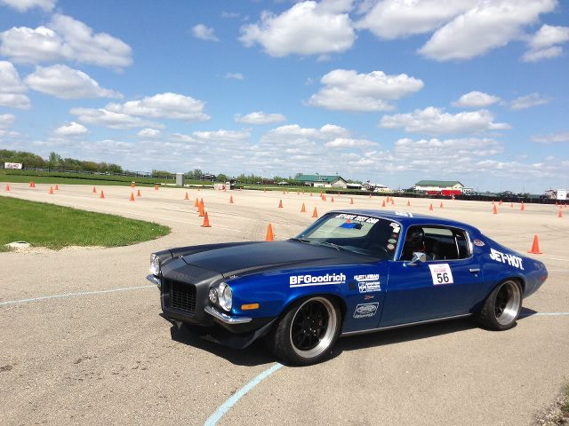 Jet-Hot Is Hosting A Driving School At The Famous Syracuse Nationals Car Show This Weekend — Be A Part Of It!