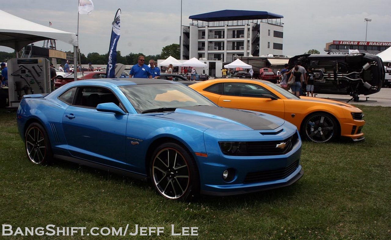 Event Gallery: The 2013 Camaro5 Fest – Drag Strip Action, Autocross Action, and Photos From The Show!