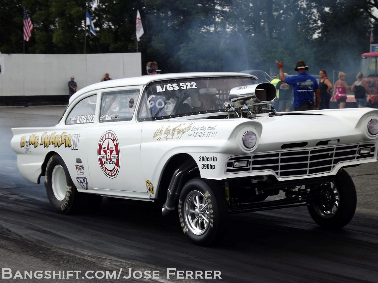 Gasser Gallery: The Gold Cup Nostalgia Race At NY's Empire Dragway – Bitchin' Cars!!