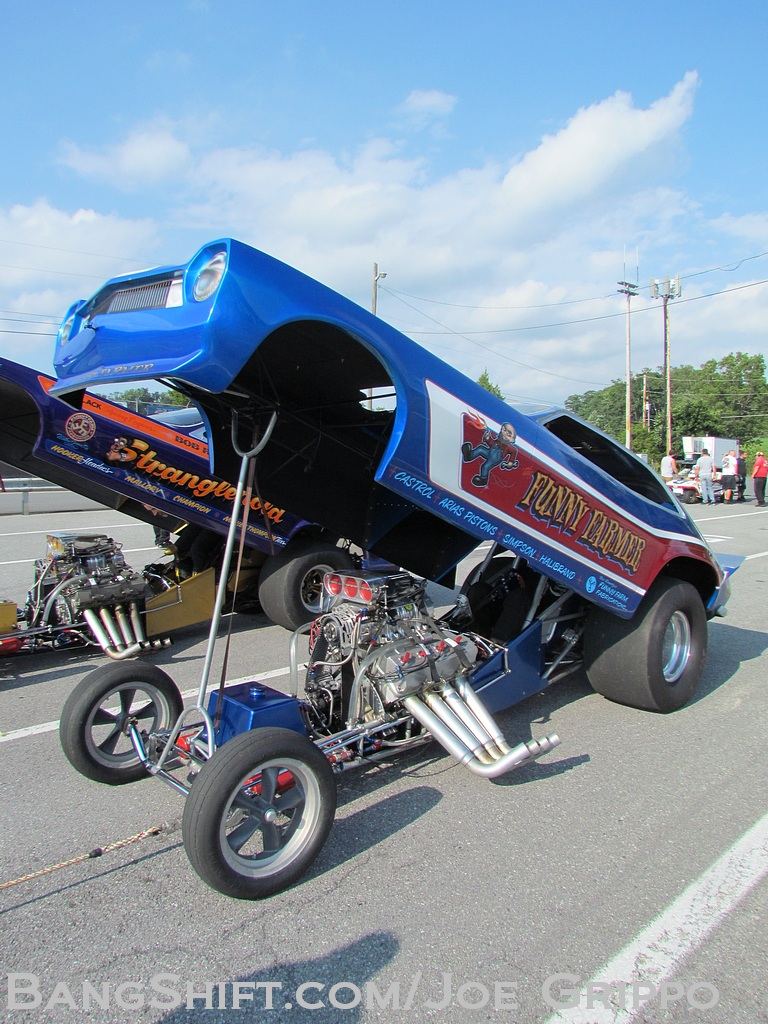 Drag Gallery: Geezers At The Grove 2013 – Funny Cars, Muscle Cars, Hot Rods, and More!