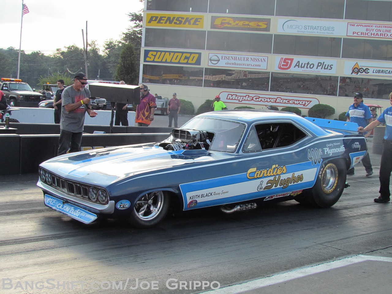 Drag Gallery: More Nostalgia Nitro Funny Action From Geezers At The Grove 2013 – We Love These Things!