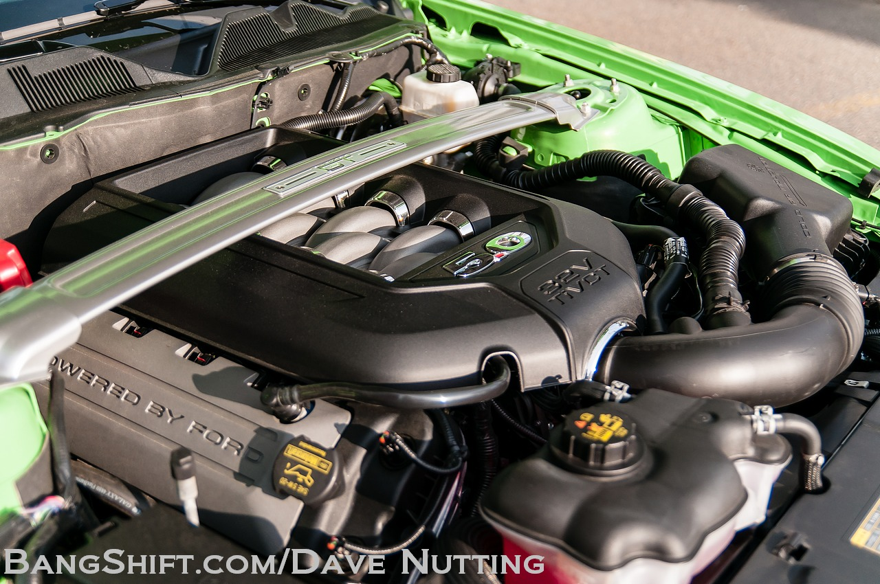 bangshift we drive the 2014 mustang gt - coyote power, six