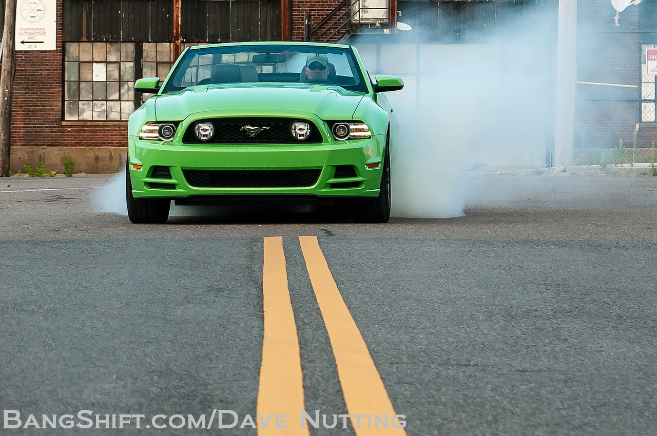 BangShift com We Drive The 2014 Mustang GT - Coyote Power