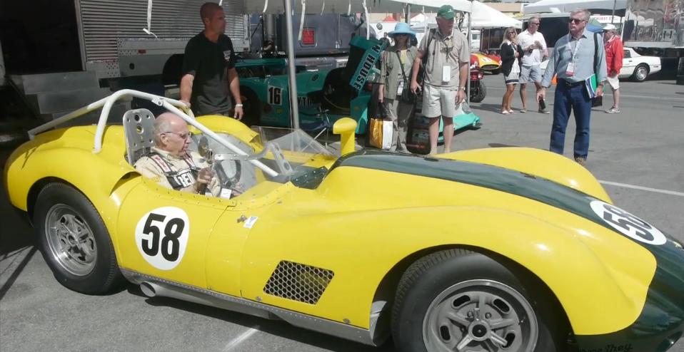 Video: Monterey Historics At Laguna Seca Highlights
