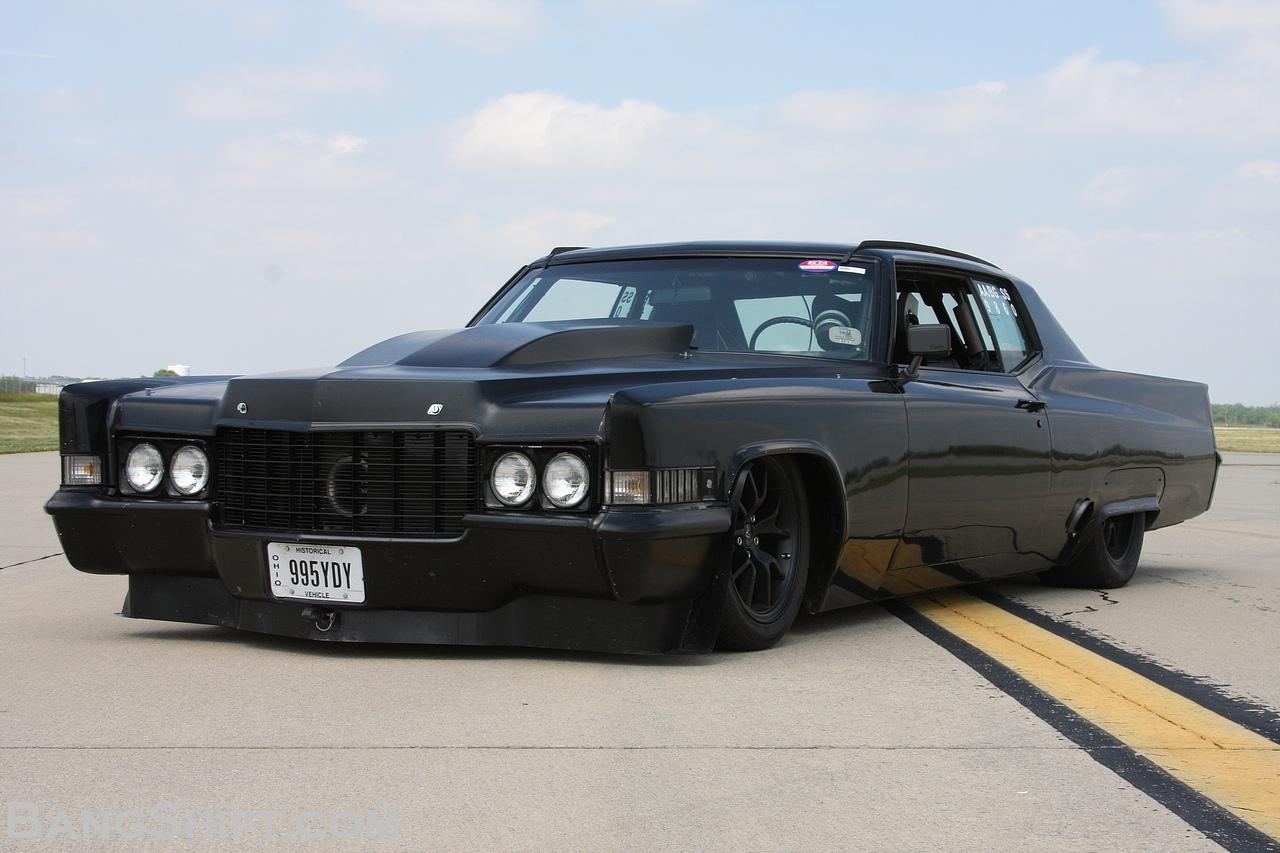 Bangshift Com 1970 Cadillac