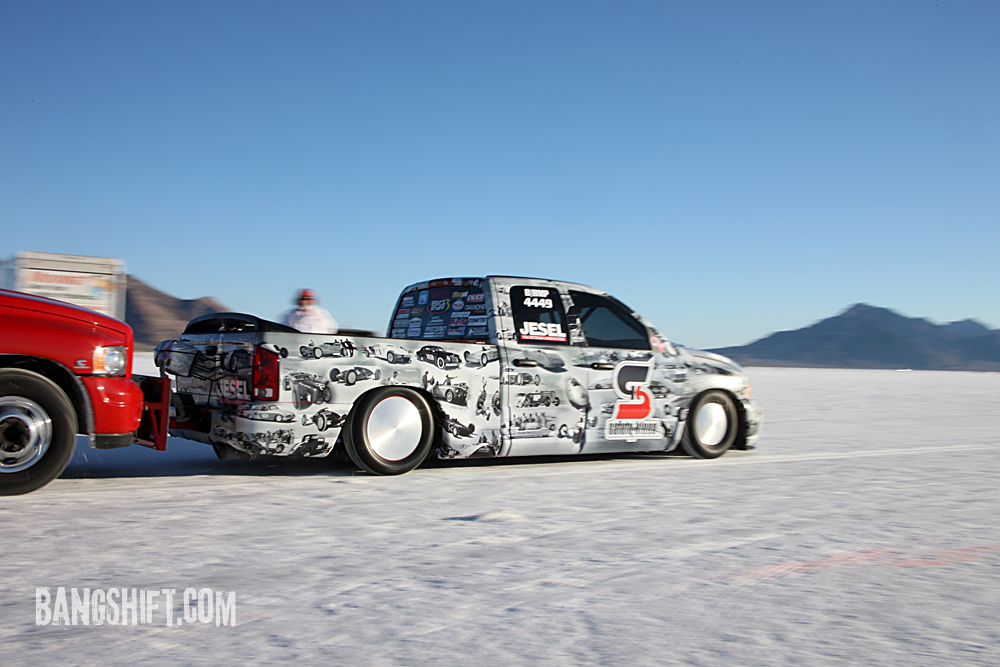 Land Speed Record >> BangShift.com Jesel Land Speed Racing Team