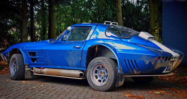 Bitchin' Video: Watch A Corvette Grand Sport Rally Car Get Prepared For The East African Safari Rally!