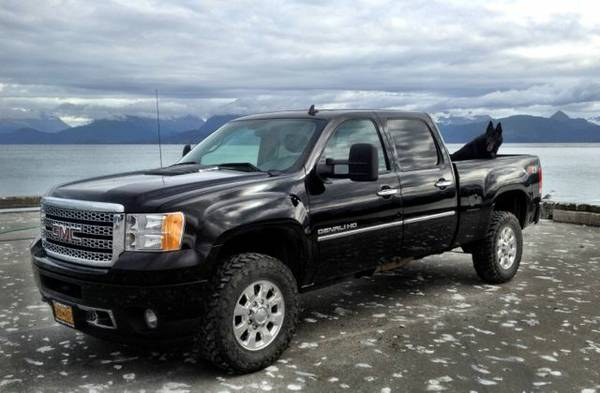 best of bangshift 2013 an alaskan woman 39 s gmc truck ad to end all truck ads. Black Bedroom Furniture Sets. Home Design Ideas