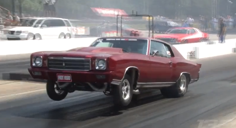 Video: 1320Video Catches Drag Weeks' Quickest Run, A Steering Wheel Coming Off, And More!