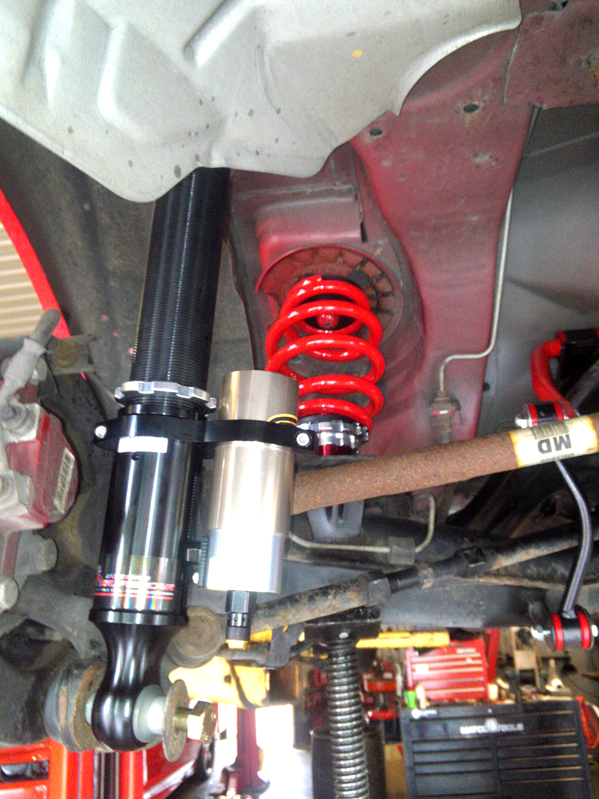 BangShift com Wally's World GTO Project Update: We Take The