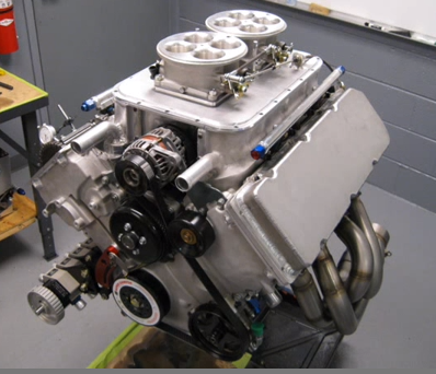 Watch A Ford 6.2 Boss Engine Which Now Measures 460ci Scream At 8,500 RPM And Make 800hp!