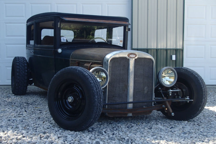 Ebay find a 1928 chevy two door sedan that for 1928 chevrolet 2 door sedan