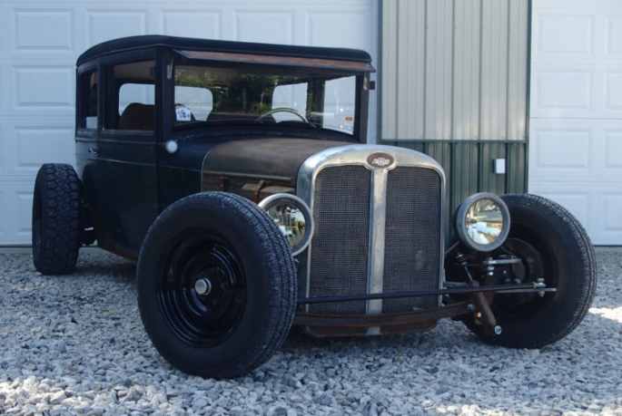 Ebay find a 1928 chevy two door sedan that for 1928 chevy 2 door coupe