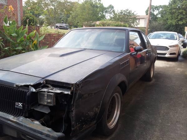 BangShift com Buick GNX CraisgList hardest living