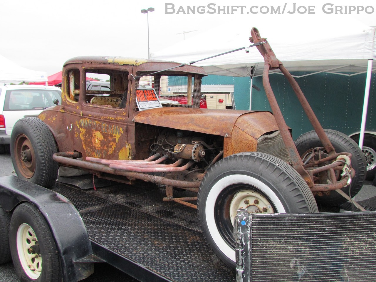 Swap Meet Gallery: The Fall Hershey AACA Swap And A Bonus Museum Tour!
