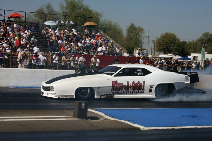 California Hot Rod Reunion 2013 Door Cars Funny Cars Top Fuel Cackle Fest 084