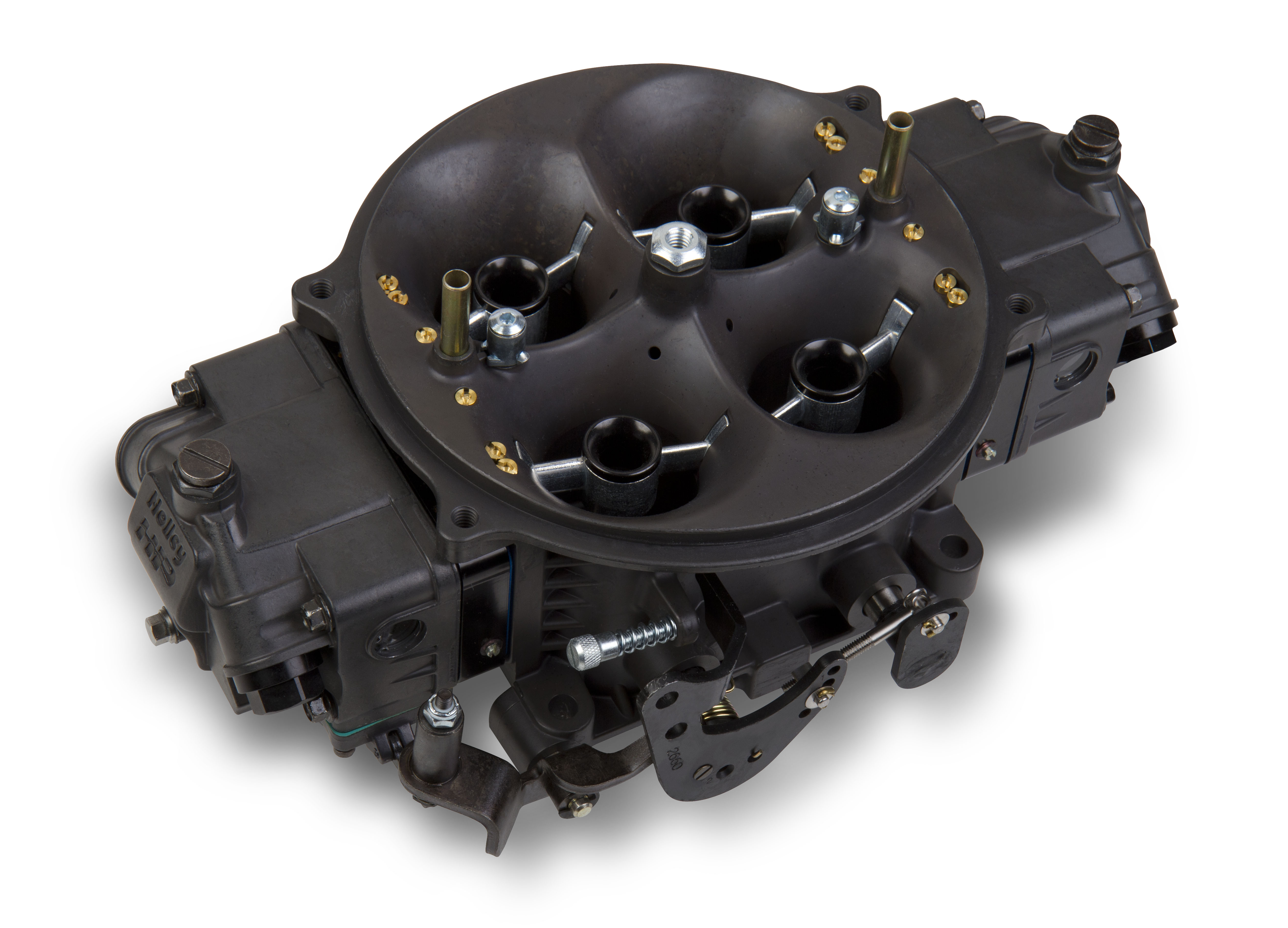 Holley's New Gen 3 Ultra Dominator: Without Question The Sexiest Carburetor Ever
