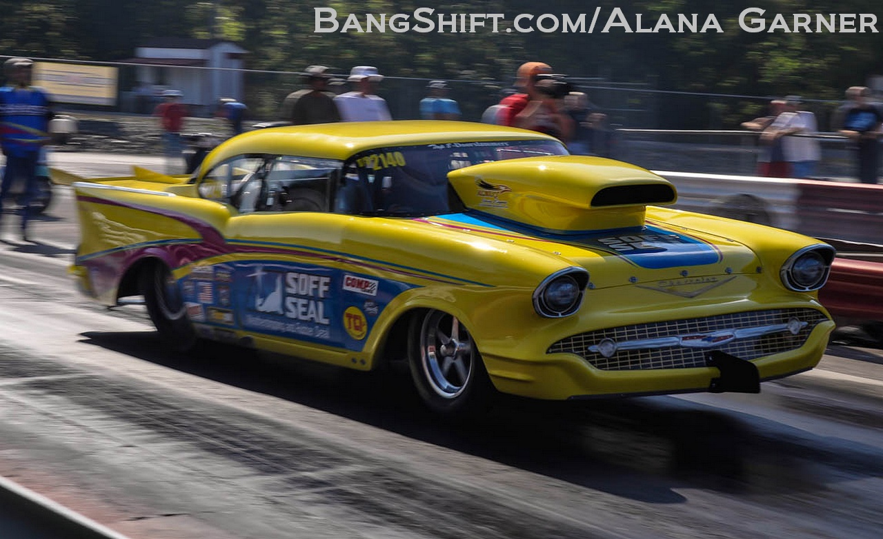 Drag Action Gallery: The 2013 Drag Bash At Knoxville Dragway! Early Pro Mod Stars On The Strip!