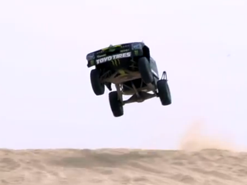 This Video Of Huckfest 2013 Will Make You Want To Buy A Desert Truck And Jump The Hell Out Of It – Fun In The Sand!