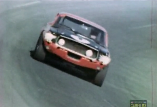 Historic Video: Watch Jerry Titus In A GT350 Battle Mark Donohue In A Camaro At The 1968 24 Hours Of Daytona