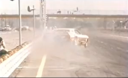 This 1970 Drag Racing Documentary Film Is Awesome And We've Never Seen It Before – Total Coolness From A Long Dead Track!