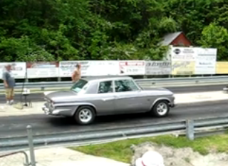 The Parting Shift: Studebaker Drag Racing Edition