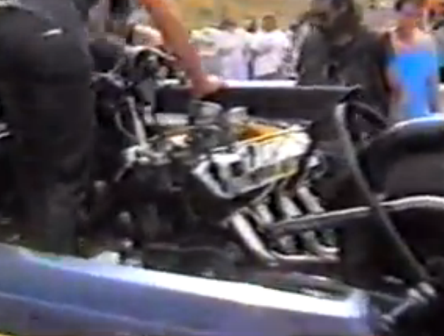Watch This V8 Motorcycle Go Into A Massive Tank Slapper And Wreck