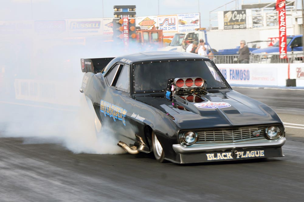 LIVE VIDEO REPLAY: Sunday's Eliminations From The 2013 California Hot Rod Reunion
