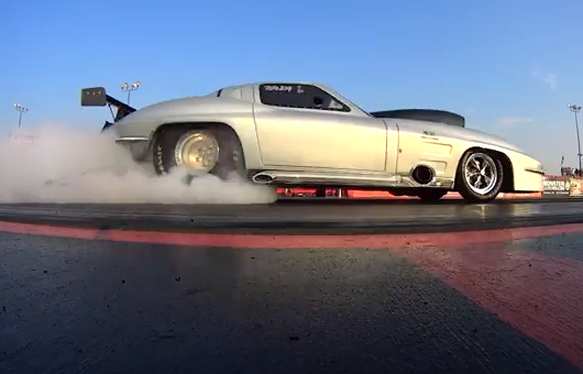 Video: Texas Pro Mods VS Fuel Altered Showdown At North Star Dragway