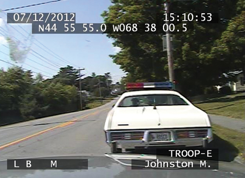 Maine State Cops Pull Over Dukes Of Hazzard Replica Cop Car – JD Hogg Not Amused