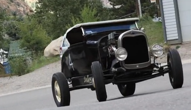 The Georgetown Hot Rod Hill Climb – A Fun Look At A Cool Event (Video)