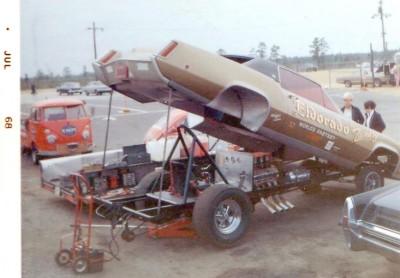 zachary eldorado chassis