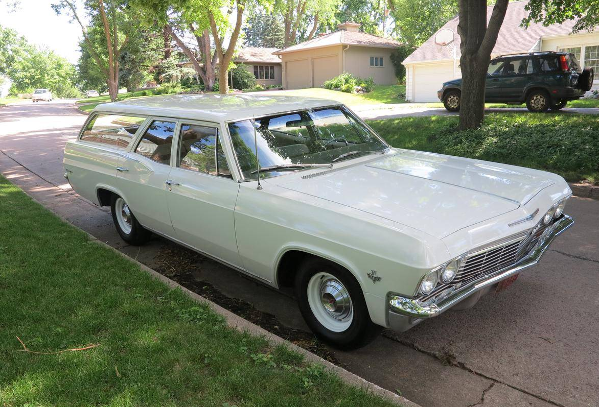 BangShift.com Hemmings Find: Is This The Cleanest Unrestored 1965 ...