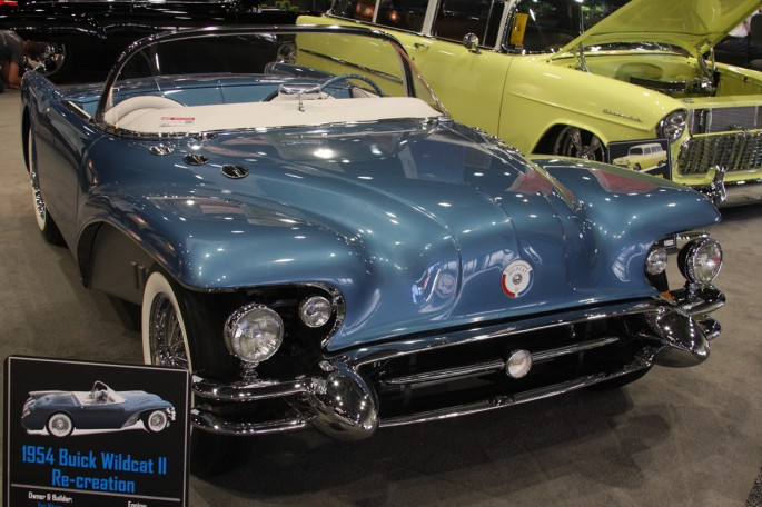 Buick 1954 Wildcat II recreation 239